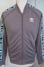 BNWT Adidas Originals Superstar RUN DMC Track Top Giacca ES Nastro x-Large Uomo