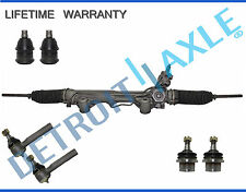 7pc Complete Power Steering Rack and Pinion Suspension Kit for Ford Explorer