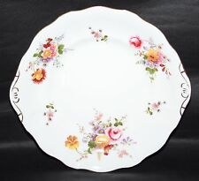 Royal Crown Derby - Posies - Bread and Butter/Cake Plate - XLII/1979 - 1st/vgc