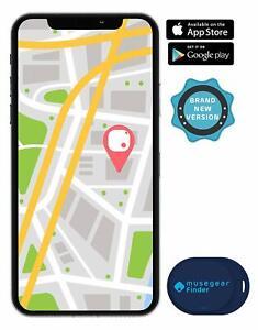 musegear® finder mini - App Objektfinder - Bluetooth GPS Kopplung per Funk