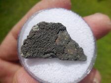 Fantastic 4.12 gram ALLENDE METEORITE - 1969 MEXICO FALL- CARBONACEOUS (CV3)