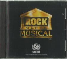 A -1 CD Rock Meets Musical  Katthrin Kay & Peter Grimberg Volare, Summer Nights