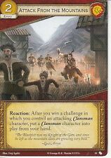 Attack From the Mountains AGoT LCG 2.0 Game of Thrones All Men Are Fools 10