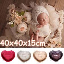 Heart-Shape Cot Photography Photo Studio Prop Newborn Bed Box Photography Basket