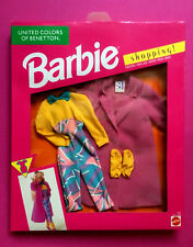 BARBIE BENETTON FASHION - UNITED COLORS - Mattel 1991 - RAR - OVP NRFB - Vintage