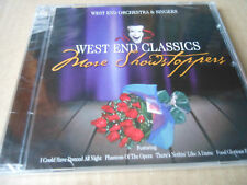 West End Classics - More Show Stoppers (Various Artists) - audio CD NEW SEALED
