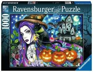 RAVENSBURGER PUZZLE*1000 TEILE*HALLOWEEN*NEU+OVP