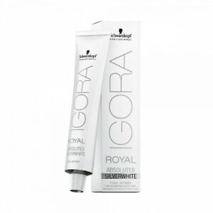 IGORA Royal Absolutes Silver whites SILVER