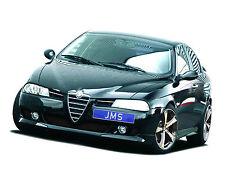 JMS Racelook Frontspoilerlippe für Alfa Romeo 156