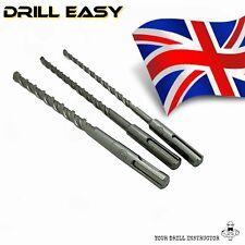 210 x 10 mm SDS martello rotante calcestruzzo punta trapano per muratura rotondo