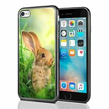 Cute Bunny Up Close For Iphone 7 (2016) & Iphone 8 (2017) Case Cover