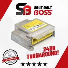All NISSAN SRS Unit Crash Code Clear Airbag Module Reset