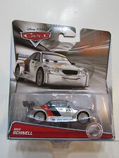 DISNEY PIXAR CARS 2014 -   SILVER RACER SERIES  - MAX SCHNELL