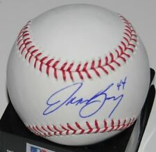 JASON BAY signed Major League BASEBALL (2004 NL ROOKIE OF THE YEAR) ROY W/COA