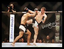 *New* Brad Pickett Signed 12x16 Ultimate Fighting Championship Photograph