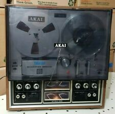 AKAI 1730SS Surround Stereo Reel-2-Reel Tape Recorder 100~240V Japan As-Is READ!