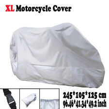 Motorcycle Outdoor Dust Cover Fit For Honda CB 250 500 750 1100 Nighthawk Magna