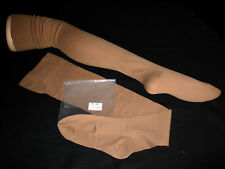 "PAIRE BAS PJ T 3 FRANCE ""ULTRA BAS 2x70"" MARRON VINTAGE SEXY NYLON MOUSSE EXT."