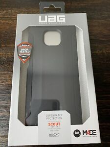UAG Scout Series Dependable Protection for Moto G Power (2021) NEW!