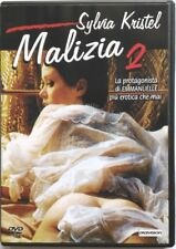 Dvd Malizia 2 con Sylvia Kristel 1985 Usato