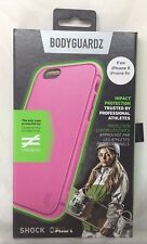 NEW!!! BodyGuardz Shock Case with Unequal Technology for iPhone 6 / 6s - Pink