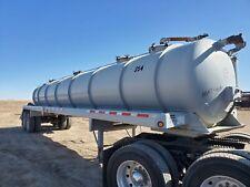 2012 Dragon 130 Barrel Vacuum Trailer Tanker # 2902
