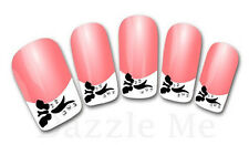 3D Nail Art Sticker Decals Transfer Stickers French Tip Design (3D823)