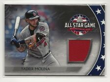 Yadier Molina 2018 Topps Update All Star Stiches Game Jersey Cardinals