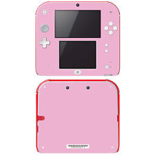 Vinyl Skin Decal Cover for Nintendo 2DS - Simply Pink