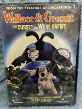 Wallace Gromit: The Curse of the Were-Rabbit (Dvd, 2006, Widescreen) New Sealed