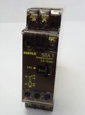 Eberle sba-1 temporisé Time Relay Timer 0,5... 10 S 220 V ~ 24vuc 1 W 054510141090