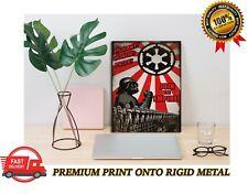 Star Wars Recruitment Join The Empire Vader Premium METAL Poster Art Print Gift