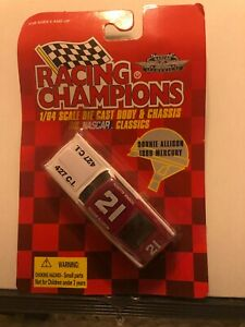 1/64 RACING CHAMPIONS COLLECTORS SERIES DONNIE ALLISON #21 69 MERCURY CYCLONE