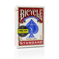 Bicycle Standard Playing Cards Red
