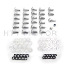 Aluminum Fairing Bolt Kit Screw For 2002-2003 Honda CBR 954RR/1993-1999 900RR