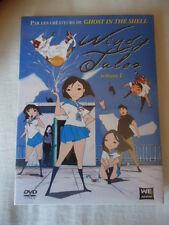 //NEUF Windy tales, vol. 1 Junji Nishimura GHOST IN THE SHELL DVD MANGA