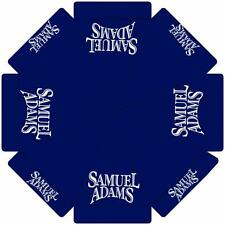 SAMUEL ADAMS  9 foot BEER UMBRELLA MARKET PATIO STYLE NEW HUGE SAM ADAMS