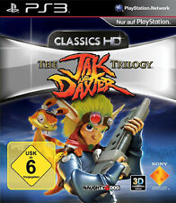 Sony PS3 Playstation 3 Spiel The Jak & and Daxter Trilogy HD collection und *NEU