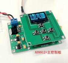 AD9912 DDS Sweep Frequency 1GSPS Frequency 400MHZ Sine Wave + Main control board