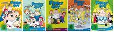 Family Guy Staffel 1-5 (1+2+3+4+5) NEU OVP Starter DVD Set