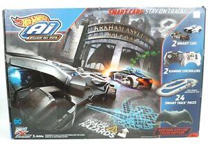 Hot Wheels (AI INTELLIGENT RACE SYSTEM) ARKHAM ASYLUM RACEWAY