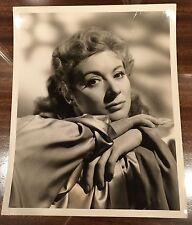 "Greer Garson 1949 ORIGINAL portrait still from ""That Forsyte Woman"""