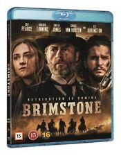 Brimstone Blu Ray