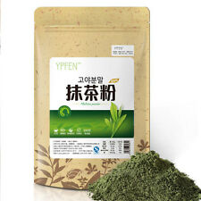 Natural Green Tea Matcha Powder Organic Certified Premium Loose 100G