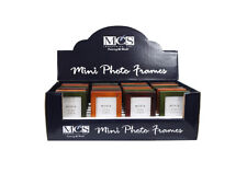 MCS Jewel Tone Wood 2x3 - 24 Assorted Color Frames (Same Shipping Any Qty)