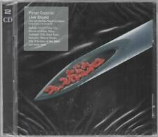 Peter Gabriel Live Blood The New Blood Orchestra 2 CD NEU Intruder Wallflower