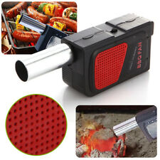 Portable Electricity Cooking BBQ Fan Air Blower for Barbecue Fire Bellows New
