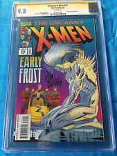 Uncanny X-Men #314 - Marvel - CGC SS 9.8 NM/MT - Signed by Lee Weeks