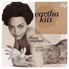Eartha Kitt - Three Original Albums [New Vinyl LP] Holland - Import