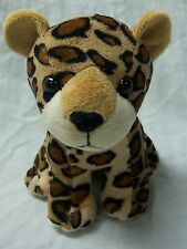 "Ringling Bros. The Greatest Show on Earth SOFT LEOPARD 6"" Plush Stuffed Animal"